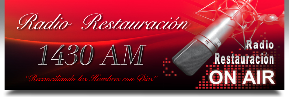 Radio Restauracion 1430 AM Dalton, GA